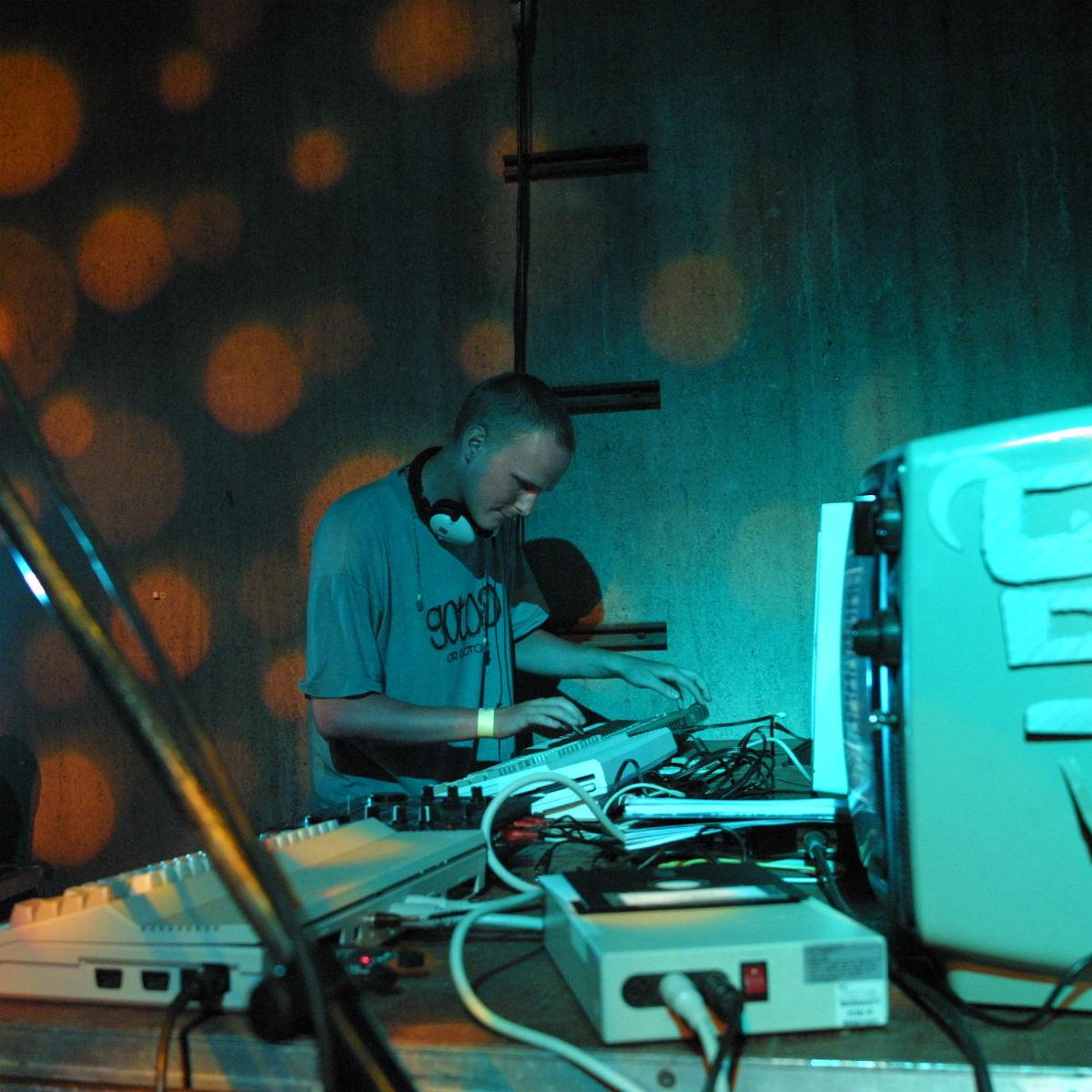 Norberg Festival, 2003. Photo: Mattias Rickardsson