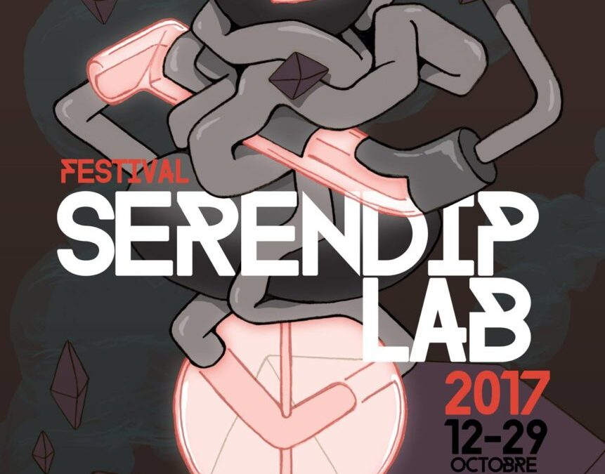 Festival Serendip Lab, Paris, October 14