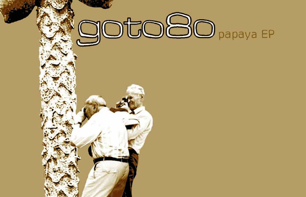 Goto80: Papaya EP (Bleep Street 7″)