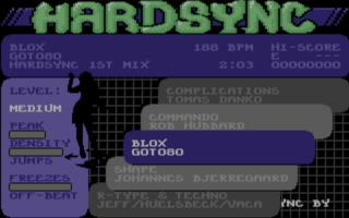 Hardsync – New C64 Dance Pad Game