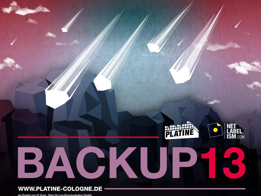 V/A: BACKUP13 (Platina, MP3)