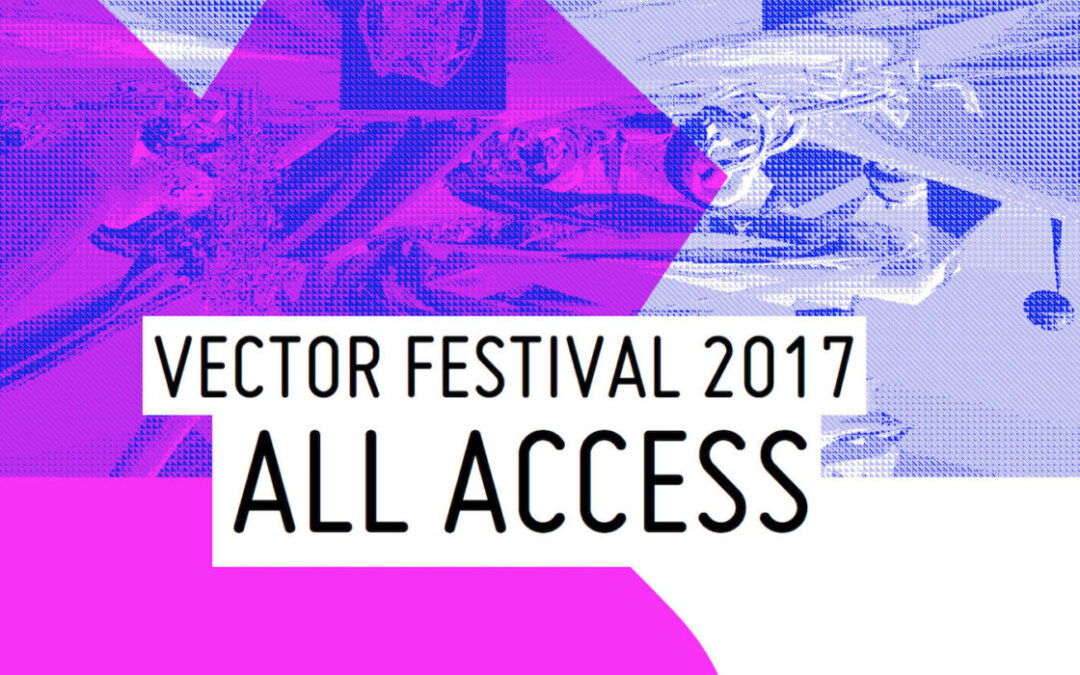 Screening at Vector Festival