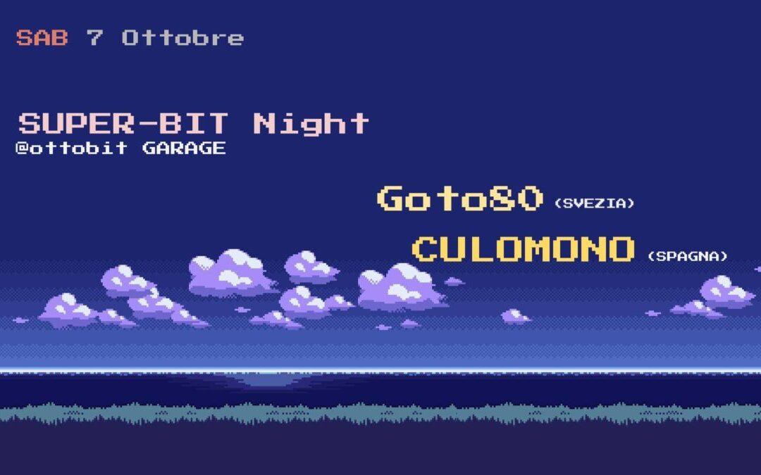 Super-Bit, Montelupo, October 7