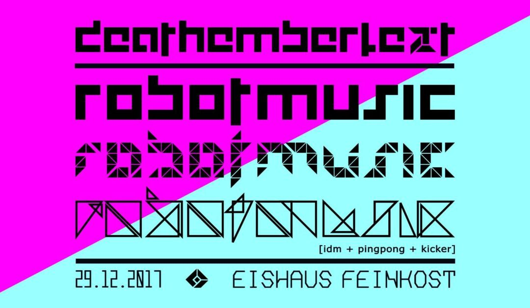 Deathemberfest, Leipzig, December 29