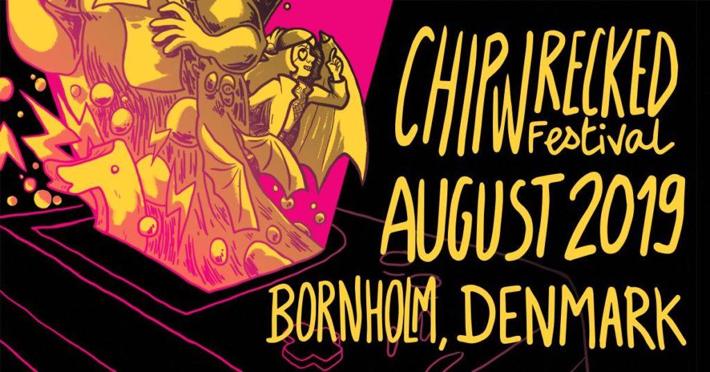 Chipwrecked, Bornholm