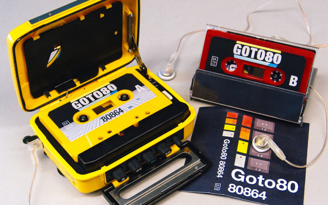 More 80864 tapes!