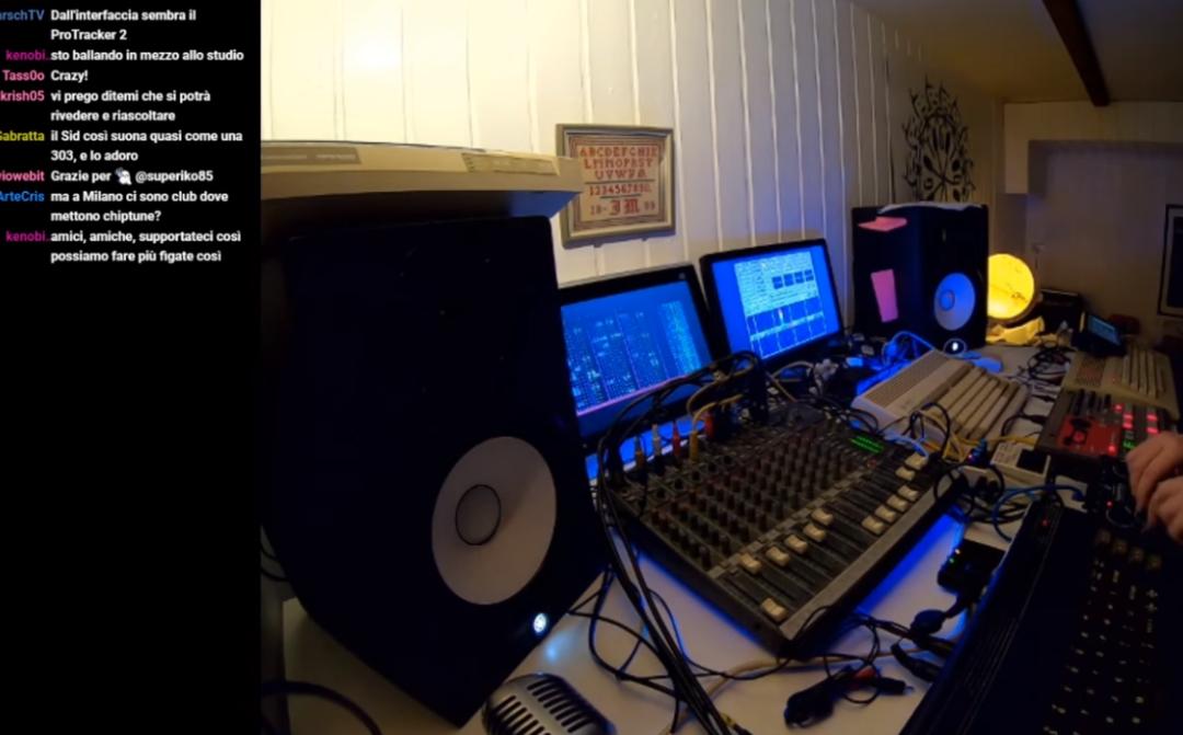 Video of my Kenobisbosch set